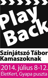 PlayBack plakát